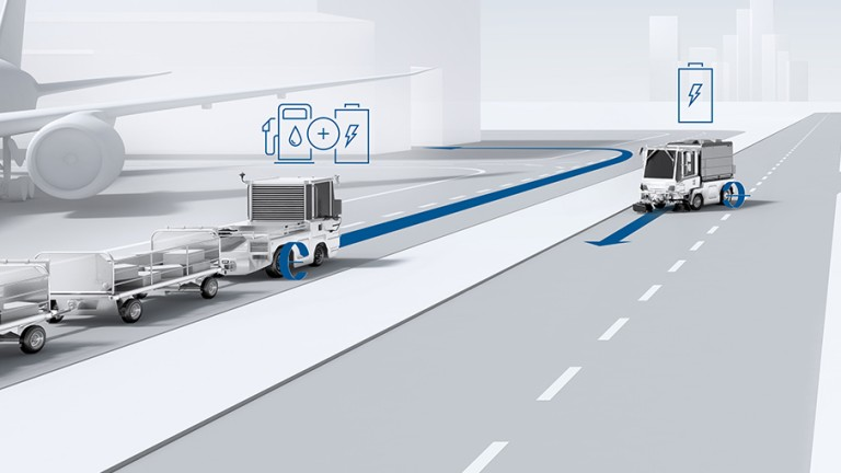 Electrified Road For electric Vehicles