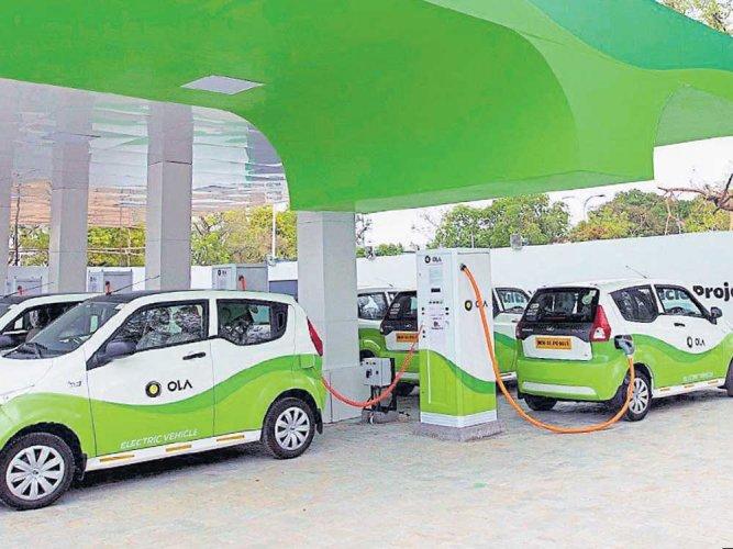 Ola Electric Car