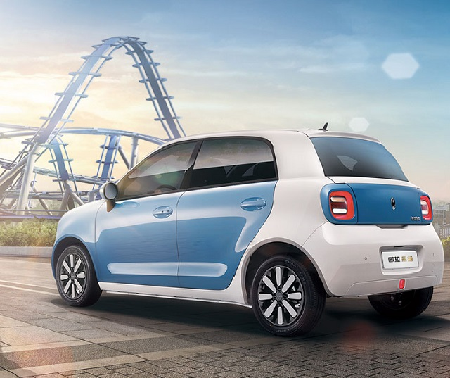 Luxury Electric cars
