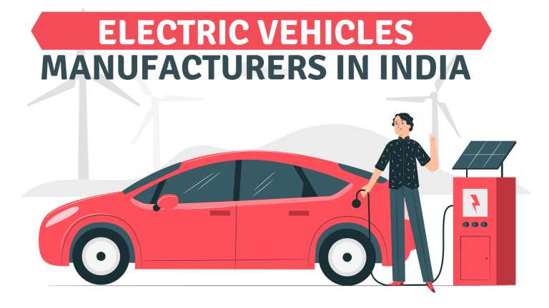 electric vehicles manufacturers in India