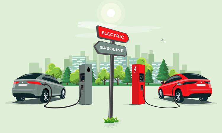 Electric cars Need Oil ?