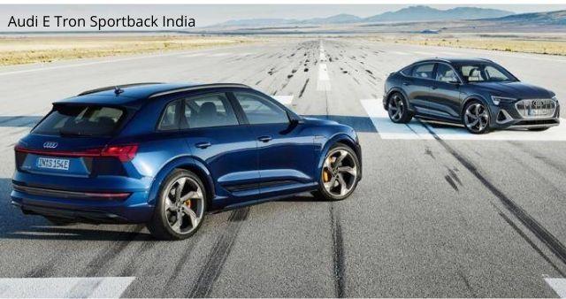 Audi E Tron Sportback India Launch
