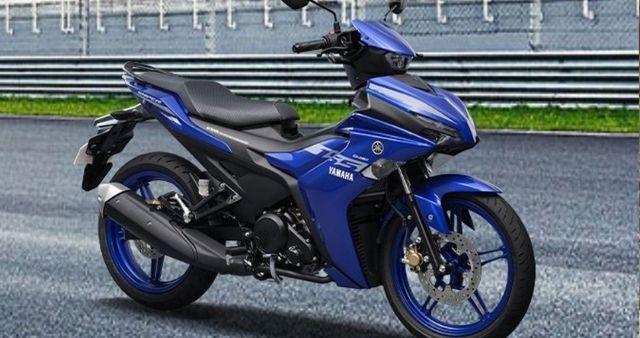 Costly yamaha moped
