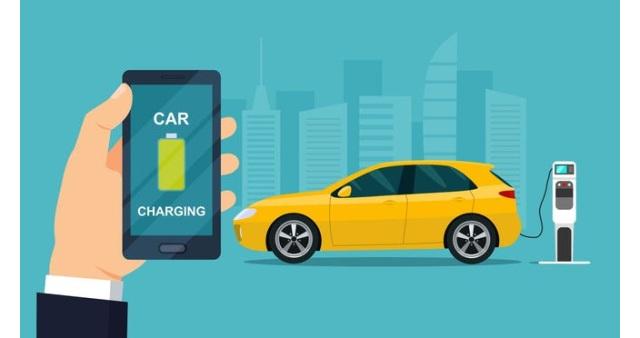 switch to Ev charging car