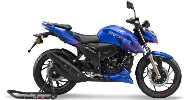 Flex Fuel Engine bike