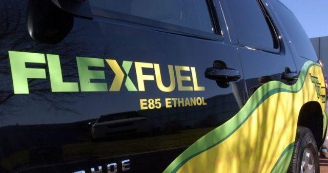 Flex Fuel Ethanol