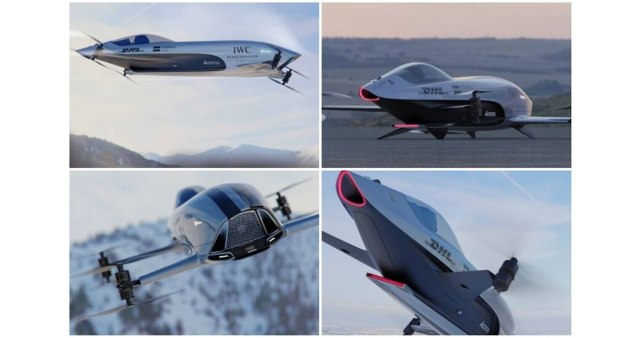 electric flying car race airspeeder
