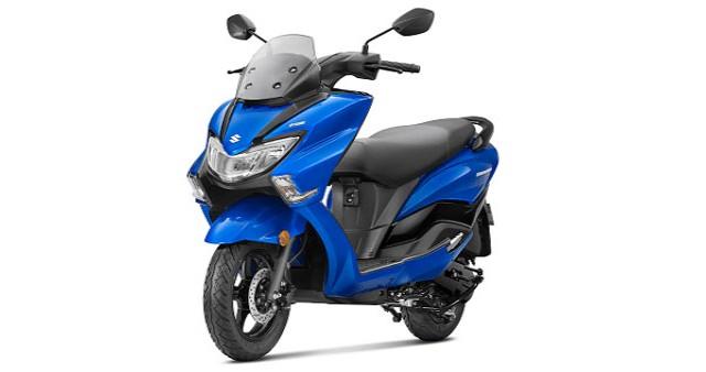 Suzuki Burgman Electric
