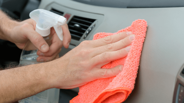 cleaning of your electric car