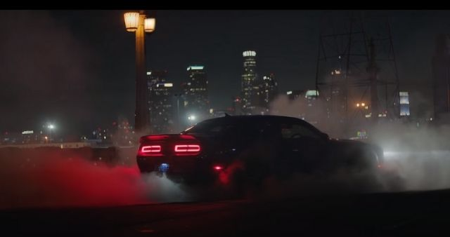 Dodge World First Electric Muscle Car