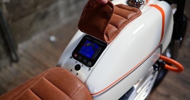 Honda Electric Bike