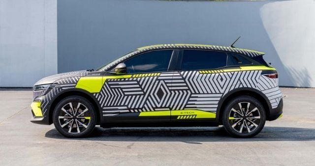 Renault Megane EV