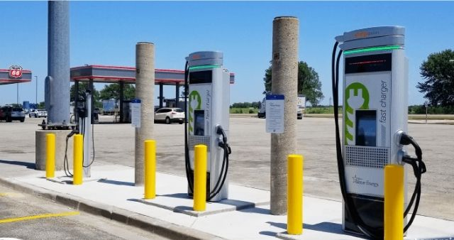 Tata Power installed DC Fast Charging Station for EV in Gujarat