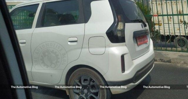 Wagon R electric back
