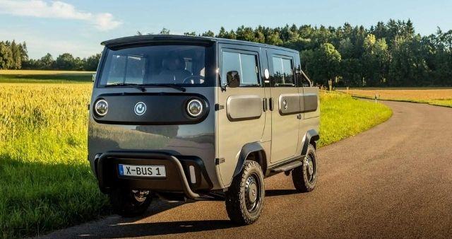 Xbus ELectric Truck