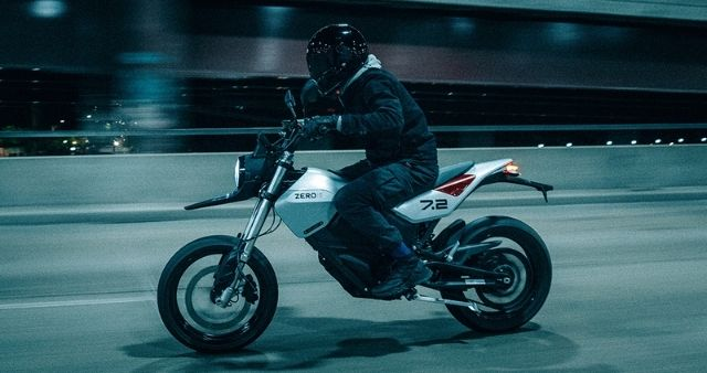 Zeros FXE Electric Motorcycle
