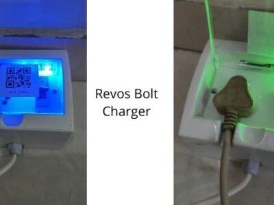 revos bolt charger