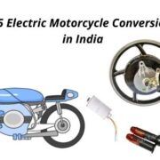 electric motorcycle conversion kits in India