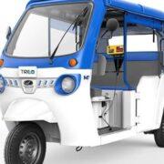 E-auto rickshaws