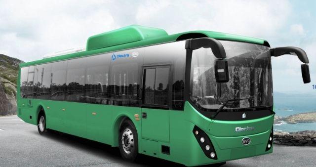 Electric Bus K9
