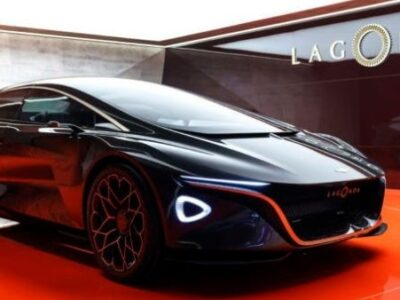 Luxury Electric Cars in India
