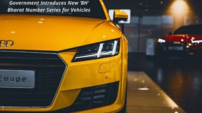 New 'BH' Bharat Number Series for Vehicles