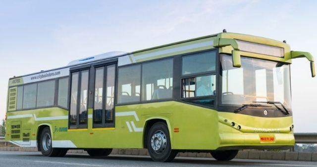 SKYPAK XL Bus