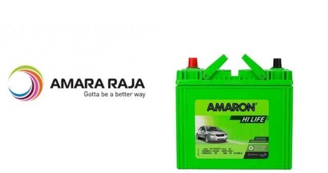 amaron Lithium-ion Battery