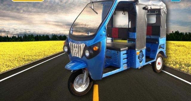 divya rath E-auto rickshaws
