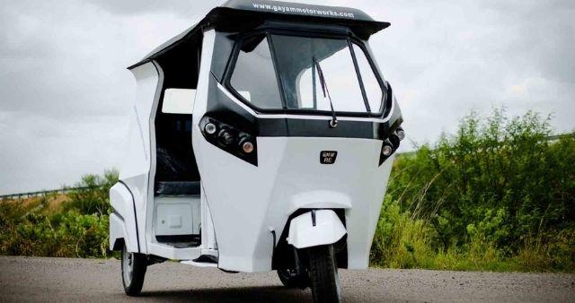 gayam motors E-auto rickshaws