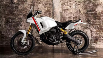 Ducati DesertX Motorcycle