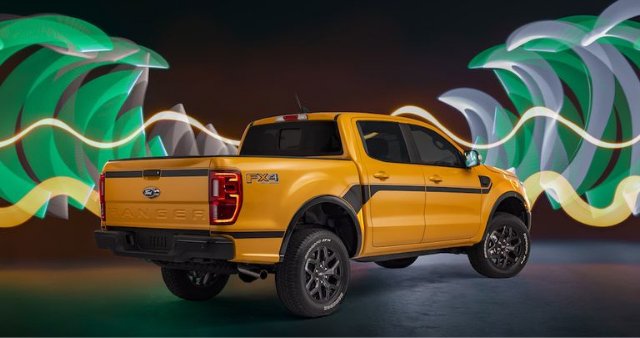 2022 Ford Ranger picture