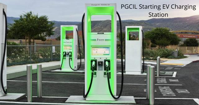 PGCIL Starting EV Charging Station