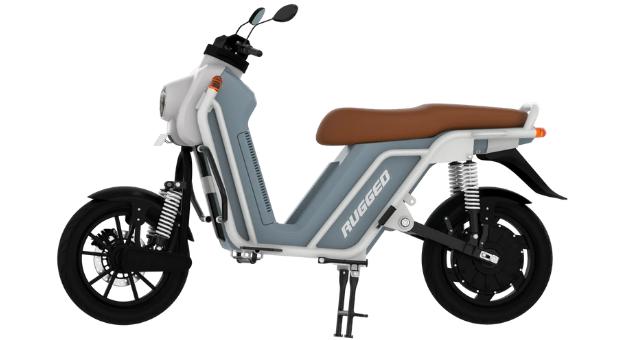 Longest range electric two wheeler