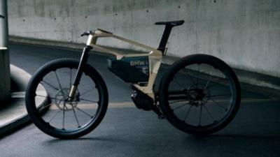 BMW 300kmph bike