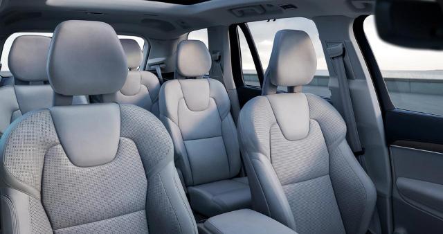 Volvo XC90 Seats