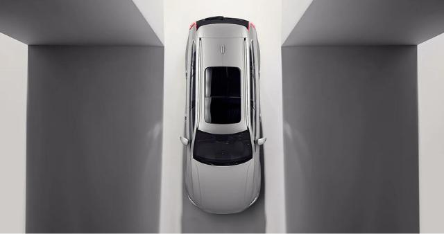 Volvo xc90 roof