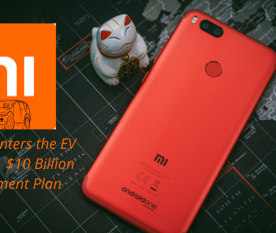 Xiaomi enters the EV market $ 10 billion investment plan